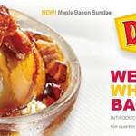 カナダのデニーズで信じられないデザートがブーム!?だったらしい