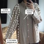 ふつうTシャツをオサレノーズリーブにリメイクする方法5つ