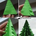 ミニクリスマスツリーのアイディア5つ