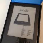 Kindle paper を我が家にお迎え。
