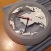 時計が酷いことに。54くん頑張る。