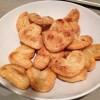 フレンチお菓子パルミエールを作る