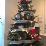 クリスマスツリーがやってくる。ついでの意外なハプニング